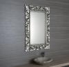Sapho SCULE zrcadlo v rámu, 80x120cm, stříbrná IN308