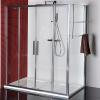 Polysan Lucis Line obdélníkový sprchový kout 1600x1000mm L/P varianta DL4315DL3515