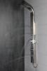 Sapho AIKO sprchový panel 150x1600mm, nerez WN163