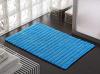 Aqualine BOMBAY koupelnová předložka, 50x80 cm, 100% bavlna, protiskluz, modrá BO508011