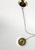 Polysan CHARLESTON volně stojící vana 188x80x71cm, nohy bronz, bílá 38132