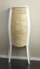 Gallo Wood GELSO 55 doplňková skříňka se zásuvkami 55x131x35cm, bicolor CGB-55