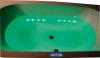 Polysan CHROMO PLANE vnitřní bodové barevné osvětlení vany, 16 LED diod 91405