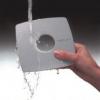 Cata X-MART 10T koupelnový ventilátor axiální s časovačem, 15W, potrubí 100mm, nerez 01041000