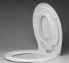 Aqualine WC sedátko s integrovaným dětským sedátkem, soft close. polypropylen, bílá FS125