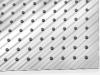 Aqualine Hlavová sprcha, 200x200mm, chrom SC154