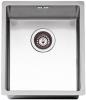 Nerezový dřez Sinks BOX 390 RO 1,0mm RDBOK3904501RO