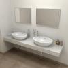 Sapho TAILOR rockstone deska 210x50 cm, provedení límce R TR210R