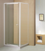 Aqualine AMICO sprchové dveře výklopné 820-1000x1850 mm, čiré sklo G80