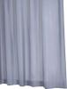 Ridder MADISON sprchový závěs 180x200cm, polyester, antracit 45310