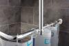 Ridder Rohová univerzální sprchová tyč, chrom 59500