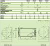 Dražice OKCEV 200 ohřívač vody vodorovný