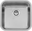 Nerezový dřez Sinks BAHIA 440 V 0,8mm MP68133