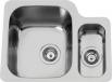 Nerezový dřez Sinks DUO 571.1 V 1,0mm MP68175