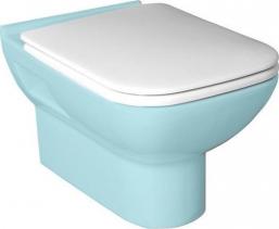 Kale BABEL WC sedátko soft close, duroplast, bílá/chrom 70110729