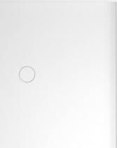 Polysan MIRAI sprchová vanička z litého mramoru, obdélník 110x90x1, 8cm, pravá, bílá 73176