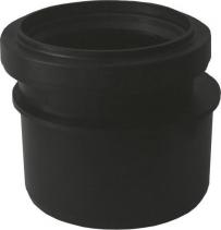 Sapho Spojovací redukce nízká 110/90 mm WJ900
