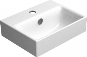 GSI SAND keramické umyvadlo 40x32 cm, bílá ExtraGlaze 9084111