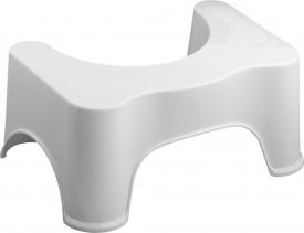Sapho Podstavec k toaletě, 44, 5x28x20 cm, bílá ST002