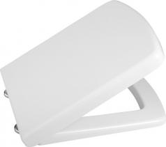 Isvea SOLUZIONE, PURITY WC sedátko Soft Close, duroplast, bílá 40S30200I