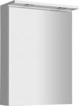Aqualine KAWA galerka s LED osvětlením 50x70x25, 5cm, bílá WGL50