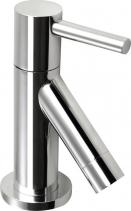 """Aqualine Stojánkový kulový ventil 1/2"""", 128 mm, chrom ZY12045"""