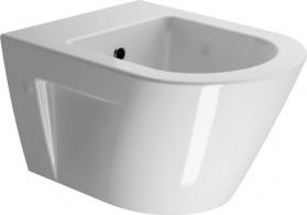 GSI NORM bidet závěsný, 50x36 cm, bílá ExtraGlaze 8664111