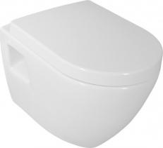 Aqualine NERA WC závěsné 35, 5x50 cm, bílá NS952