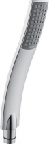 Sapho Ruční sprcha, zahnutá, 230mm, ABS/chrom 2622