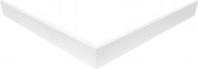 Mereo Čelní panel pro vaničku CV35xx a CV41xx, CV74xx, výška 10 cm CV35SP