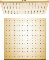 Sapho Hlavová sprcha, 300x300mm, zlato SF317