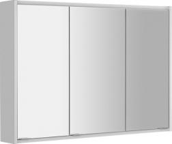 Sapho BATU galerka 100x71x15 cm, 2x LED osvětlení, bílá 1141130