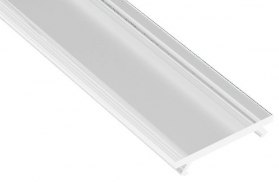 Sapho Led Kryt LED profilu KL1606, 2m, průhledný KL1608-2