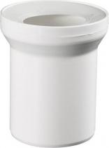 Sapho Přímý kus odpadní k WC prům. 110 mm, délka 400 mm 3240