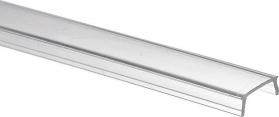 Sapho Led Průhledný kryt LED profilu, 1m KL17072-1