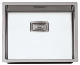 Nerezový dřez Sinks BOX 550 FI 1,0mm RDBOK5504501FI