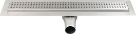 Gelco MANUS QUADRO nerezový sprchový kanálek s roštem, 1150x130x55 mm GMQ37