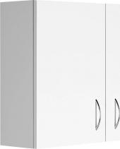 Aqualine KERAMIA FRESH horní skříňka 60x50x20cm, bílá 52363