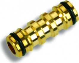 Novaservis Mezikus pro 2 rychlospojky mosaz DY8016C