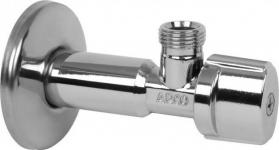 Arco ARCO rohový ventil A-80 dlouhý 1/2'x3/8', anticalc, chrom A-80 MAC LONG