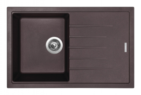 Granitový dřez Sinks BEST 780 Marone ACRBE78050093