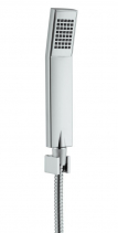 Sapho ABRA sprchová souprava, pevný držák, chrom SET1101