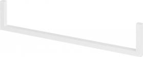 Sapho AVICE sušák osušky, 450x95mm, bílá VC482