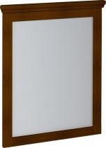 Sapho CROSS zrcadlo 600x800x35mm, mahagon CR011
