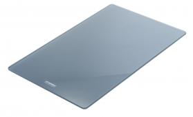 Sinks přípravná deska - sklo stříbrné RD122S