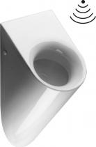 GSI PURA urinál se zakrytým přívodem vody, 31x61x30 cm, bílá ExtraGlaze 769711