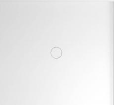 Polysan MIRAI sprchová vanička z litého mramoru, obdélník 100x90x1, 8cm, pravá, bílá 73172