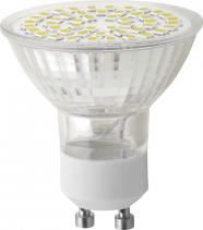 Sapho Led LED bodová žárovka 4W, GU10, 230V, denní bílá, 300lm LDP136