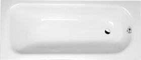 Polysan LAURA obdélníková vana 160x70x39cm, bílá 24611