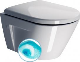 GSI NORM WC závěsné, splachování SWIRLFLUSH, 50x36 cm, ExtraGlaze 861611